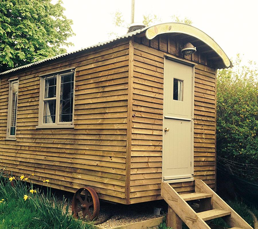 huts, Robin Hut